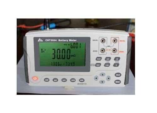 3554A手持式电池内阻测试仪