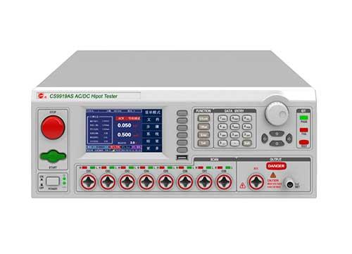 程控多路安规测试仪