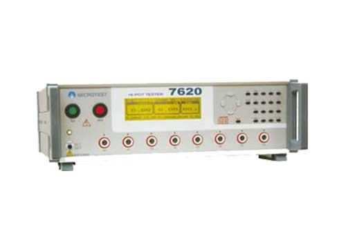 HT7620多通道安规测试仪