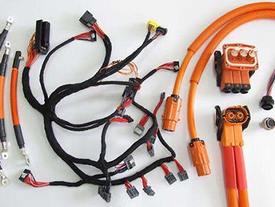高压线束连接器